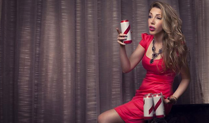 Katherine Ryan: Glam Role Model | Gig review by Steve Bennett at Soho Theatre