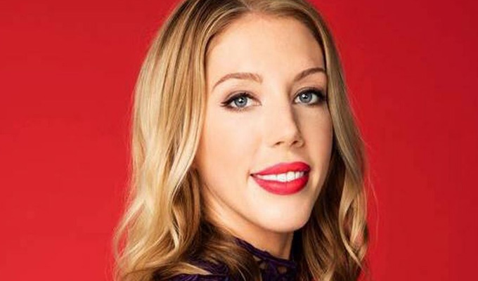Katherine Ryan asks: How Did You Get So Rich? | New series for Channel 4
