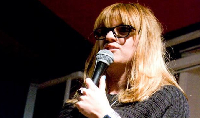 'I deserve better than to be introduced as a prostitute' | Katy Truelove on a terrible open-mic experience