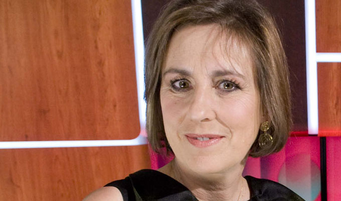 Kirsty Wark to front new comedy show | Newsnight host looks to the future...