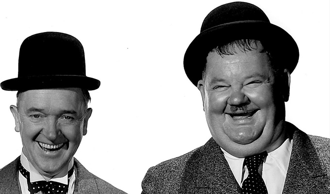 Filth director turns to Laurel & Hardy | New biopic from Jon S Bair