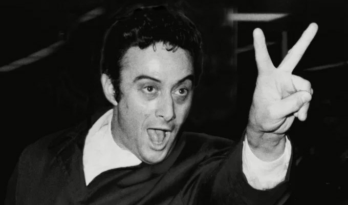 Available for children's parties... | Lenny Bruce's time as a babysitter