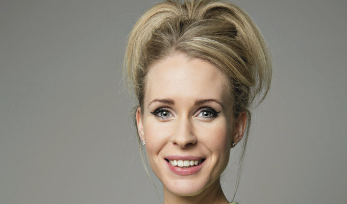 Lucy Beaumont writes her 'mumoirs' | First book out this autumn