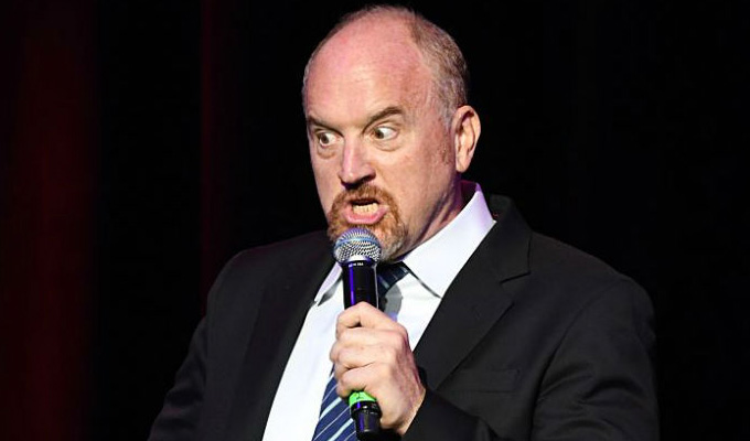 I can't believe Louis CK... | Tweets of the week