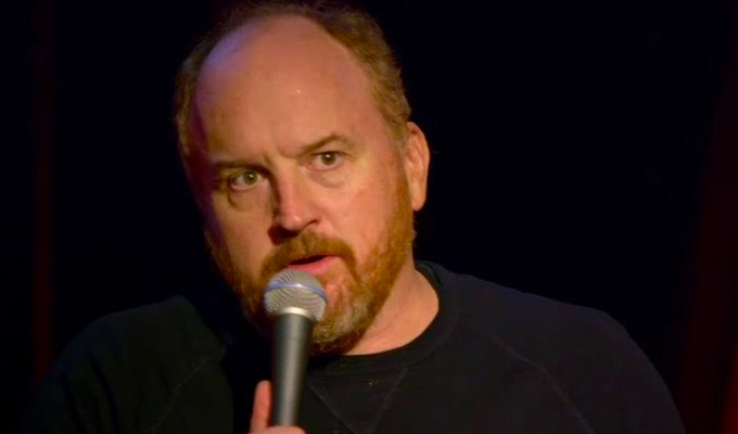 Louis CK's UK gigs dropped after protests | Backlash 'made the shows untenable'