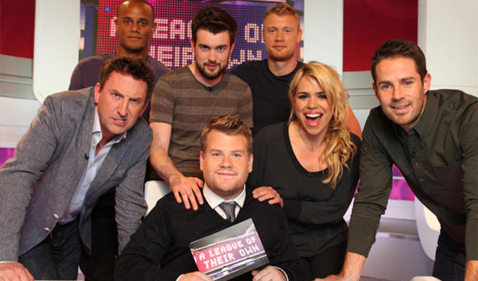 America to remake A League Of Their Own | But James Corden reportedly unlikely to host
