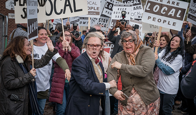The League Of Gentlemen to tour in 2018 | Coming to a local venue near you...