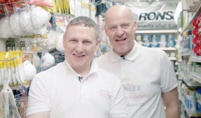 Lee and Dean host their own radio show | ...on a station dedicated to builders