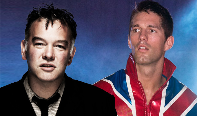 How Stewart Lee inspired a Japanese wrestling move | One for Plagiarist's Corner?