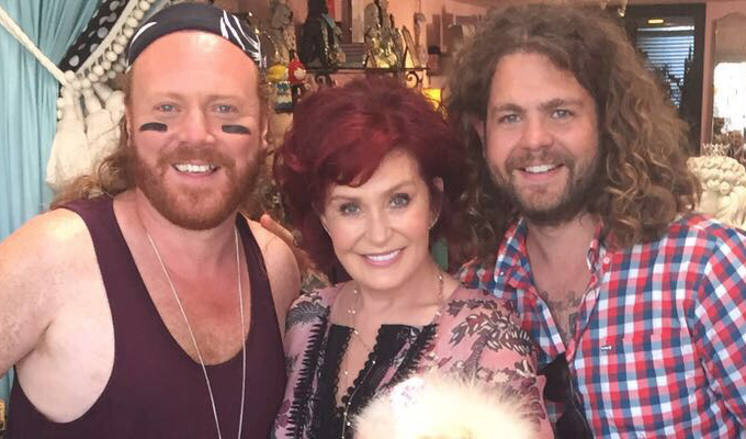 Keith Lemon conquers America | ...or at least tries, for a new ITV2 series