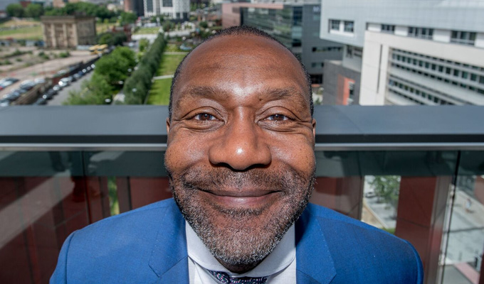 Lenny Henry becomes a university chancellor | And vows 'education is a right, not an accident of birth'