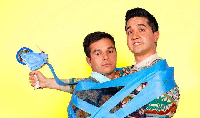 Lessons With Luis: Stickin Together | Melbourne International Comedy Festival review