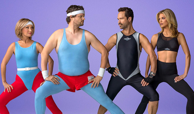 E4 buys US comedy evoking the 80s fitness craze | ...and starring Jane Seymour