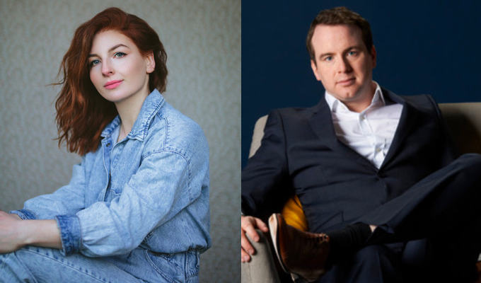 New podcast from Alice Levine and Matt Forde | It's a scandal!