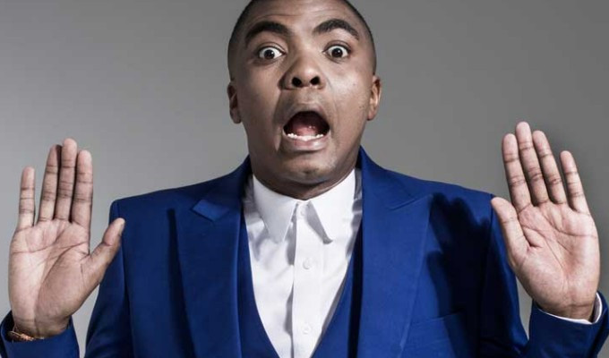 Comedians Of The World – Loyiso Gola: The African African | Netflix special reviewed by Steve Bennett