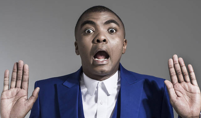 Loyiso Gola: Tall Tales | Gig review by Steve Bennett at the Soho Theatre, London