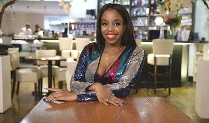 London Hughes discusses black women in comedy | Free session from Variety magazine