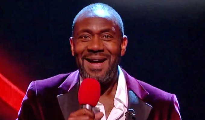 Lenny Henry: 'Comedy's rediscovered its punk spirit' | 'We've been waiting for a bit of anarchy'