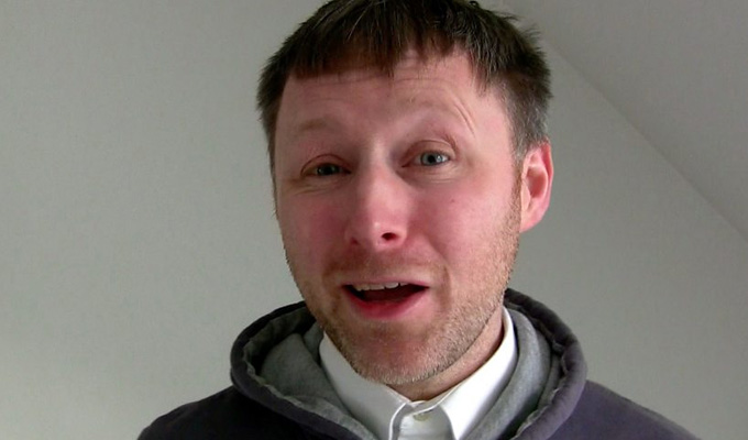 Limmy plans a new sketch show | Monthly episodes paid for by fans