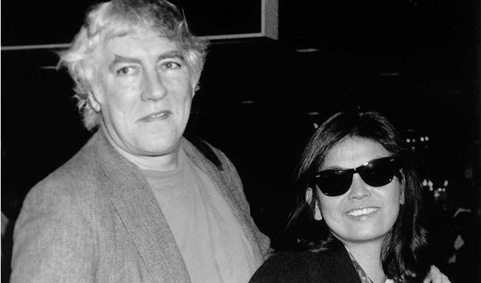 Peter Cook's widow Lin dies at 71 | Days after release of latest film
