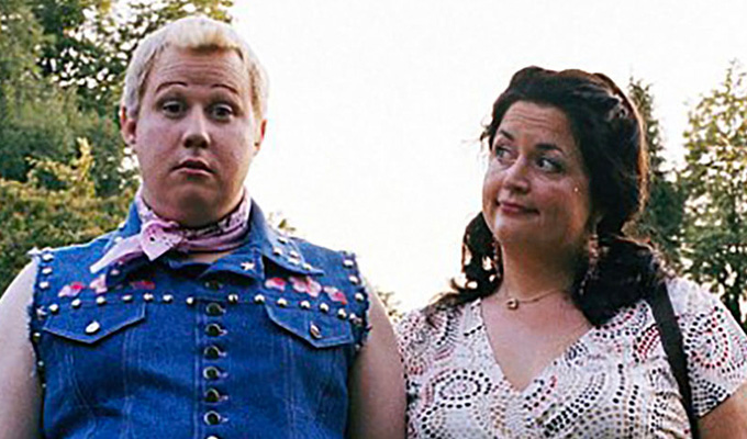 Matt Lucas and Ruth Jones reunite in Stella | Little Britain comic guest stars
