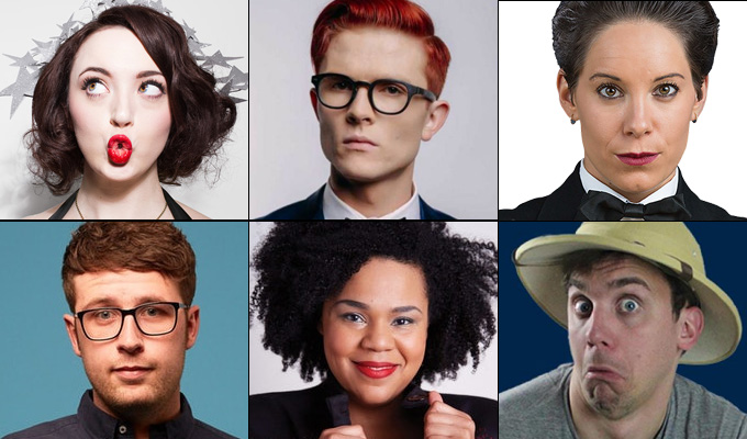 Who's in the next series of Live At The BBC? | Stand-up line-up revealed