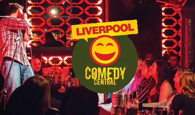 Liverpool's oldest comedy club shuts down | End of the line for Comedy Central venue