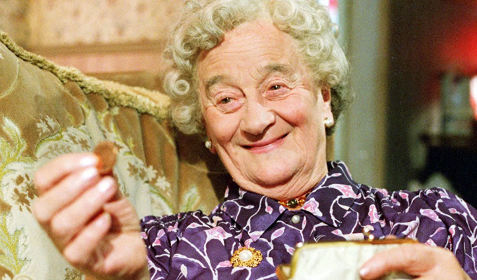 Farewell, Nana | Royle Family's Liz Smith dies at 95