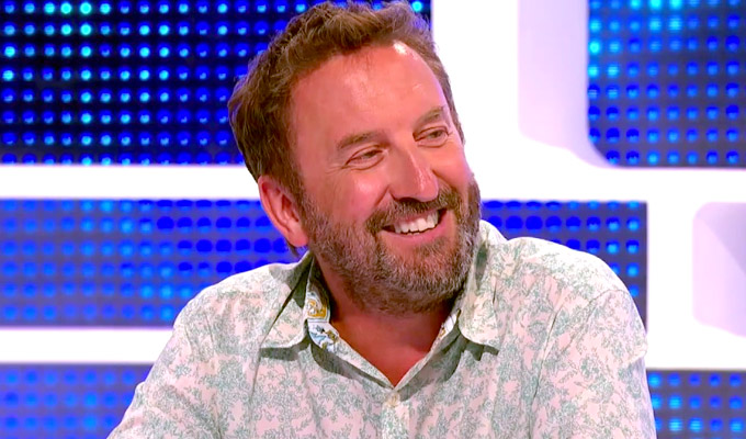 Lee Mack reports coronavirus symptoms | ...and he's already fed up of the 'not going out' gags