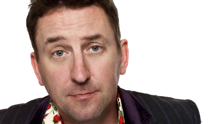 Lee Mack pilots a new BBC comedy | About a couple who have split up