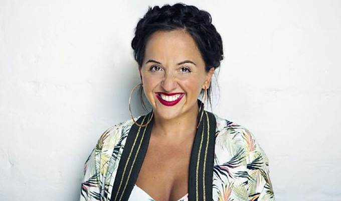 Luisa Omielan gets topical for the BBC, bitches | Corporation announces a raft of new satires