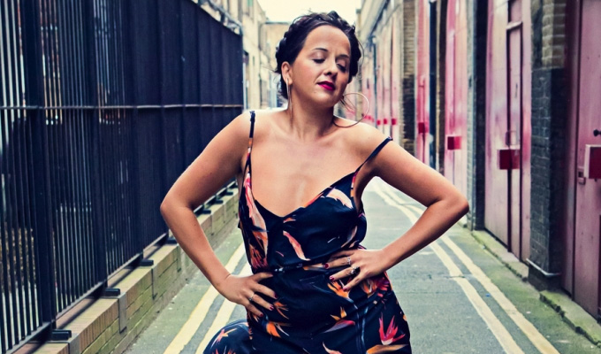 Luisa Omielan: The Interlude – Politics for BitchesWhat Would Mary Magdalene Do?! - CANCELLED