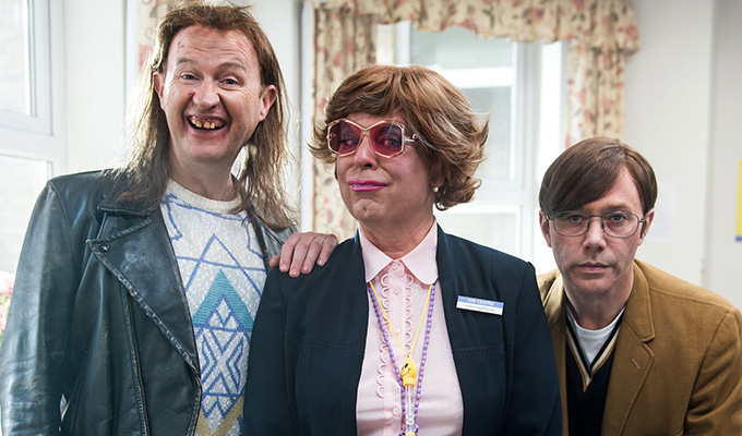 'It does us a disservice to think that we are just shock merchants' | The League Of Gentlemen on their long-awaited return