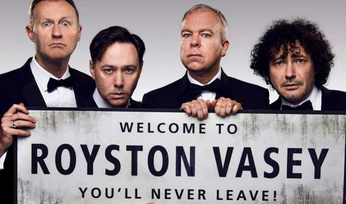 League Of Gentlemen Live Again! | Tour review by Steve Bennett at the Sunderland Empire