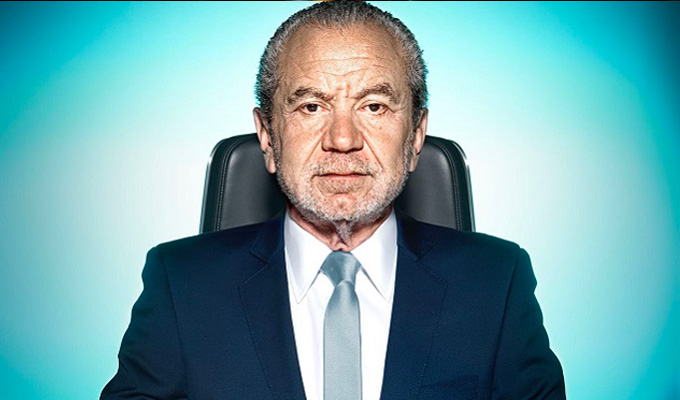 Lord Sugar falls for Onion joke | Apprentice star fails to spot obvious spoof