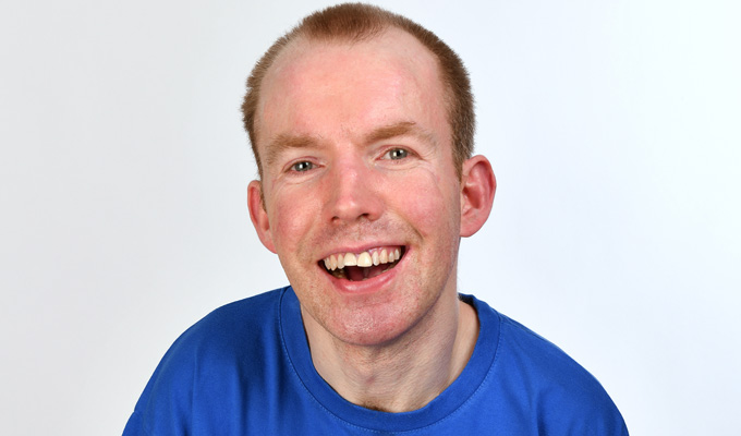 Book deal for Lost Voice Guy | Lee Ridley's 'disability FAQ with life stories' out in April
