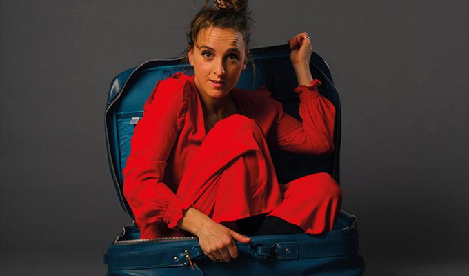 Lucy Pearman: Baggage | Edinburgh Fringe review by Jay Richardson