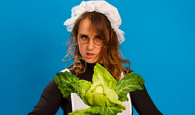 Lucy Pearman: Maid of Cabbage
