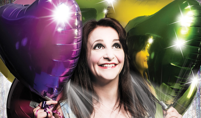 Lucy Porter: Me Time | Review by Julia Chamberlain