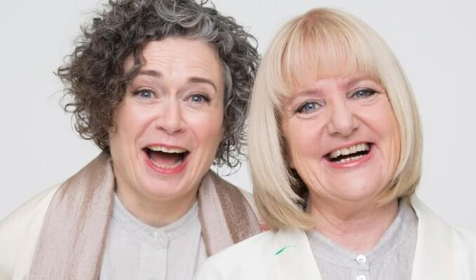 Judith Lucy and Denise Scott: Disappointments | Gig review by Steve Bennett at Soho Theatre, London