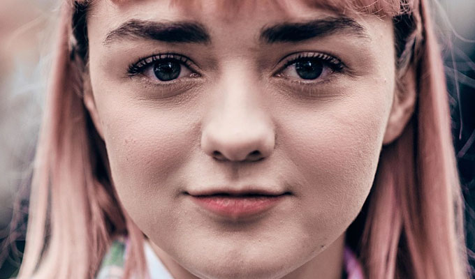 Maisie Williams to star in new Sky comedy | Game Of Thrones star to play a misfit on the run