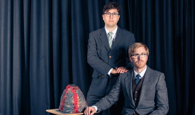 Andy Matthews & Alasdair Tremblay-Birchall: Magma | Melbourne International Comedy Festival review