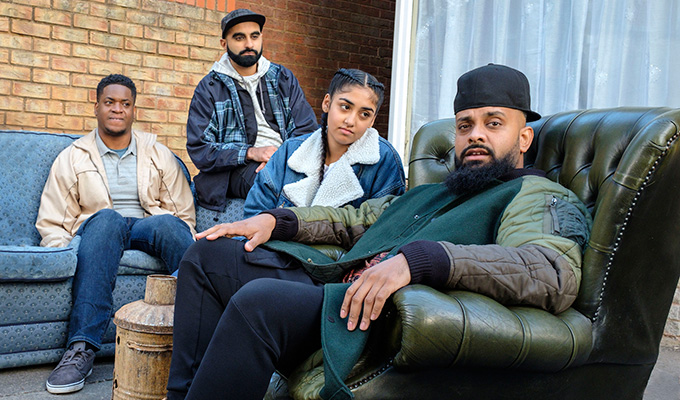 Man Like Mobeen up for arts award | ...as is Cariad Lloyd
