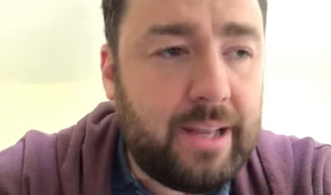 Jason Manford opens up about anxiety and depression | 'felt like I couldn't do my job any more'