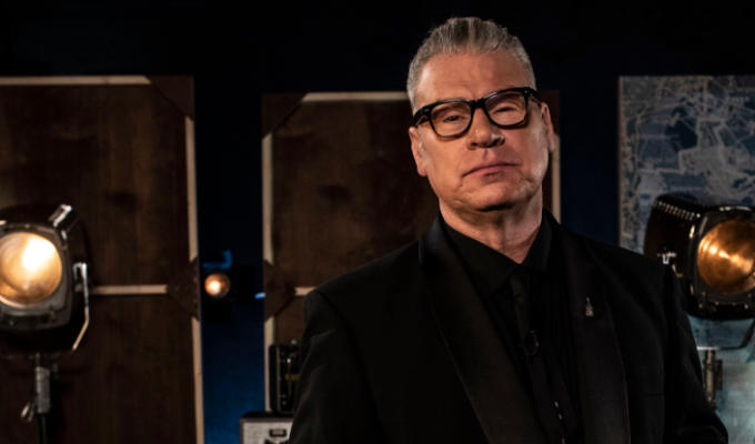 Mark Kermode's Secrets of Cinema: British Comedy | TV review by Steve Bennett
