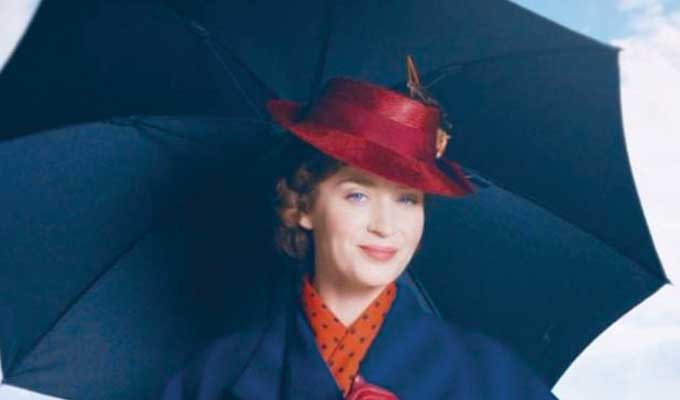 The truth about the new Mary Poppins movie | Tweets of the week