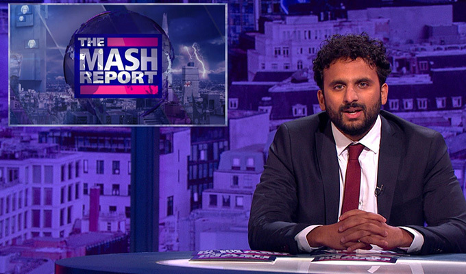 Another serving of the Mash Report | BBC orders a third series