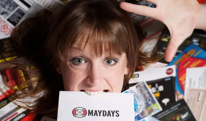 The Maydays: The Fringe Show | Gig review by Steve Bennett at the Brighton Fringe
