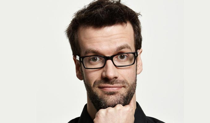 Marcus Brigstocke returns to Jazz FM | New series about the links between musicians