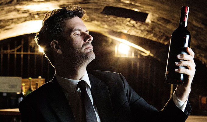 Marcus Brigstocke turns theatre director | With his own play about alcoholism, The Red
